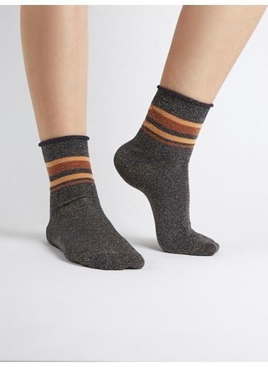 Faik Sönmez  Çorap 38508 Siyah